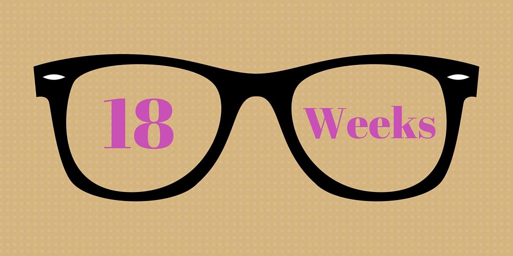 18 Weeks post