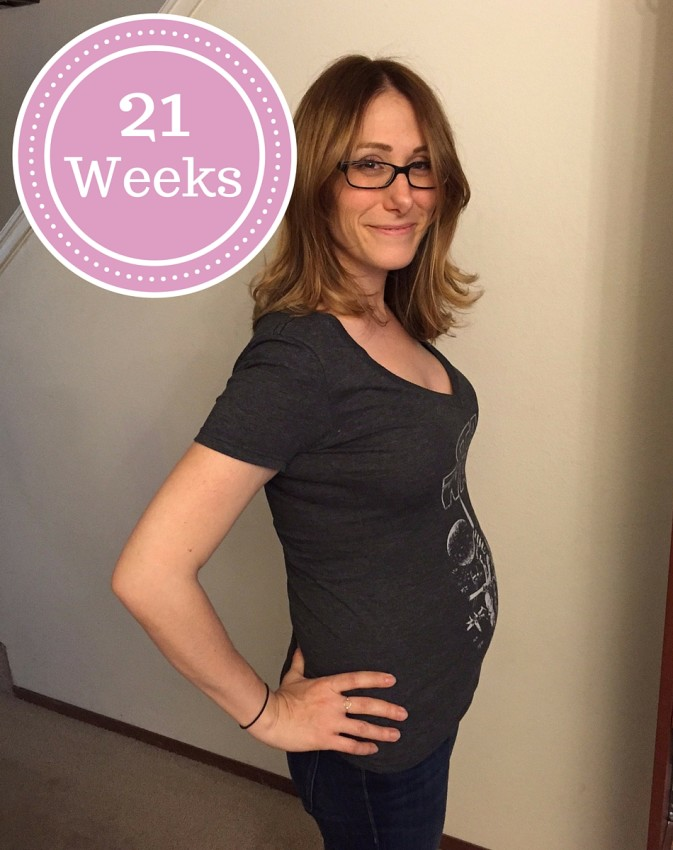 21 Weeks Along