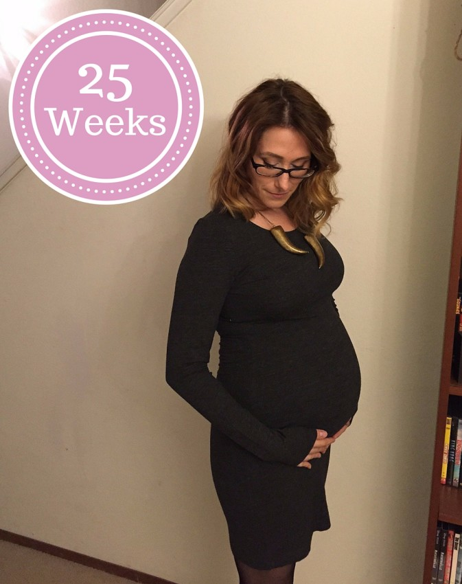 25 Weeks Along
