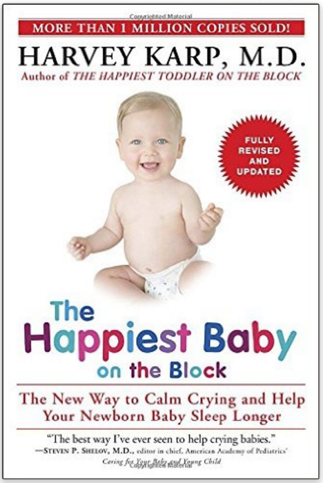Happiest Baby on The Block - Pregnancy Books