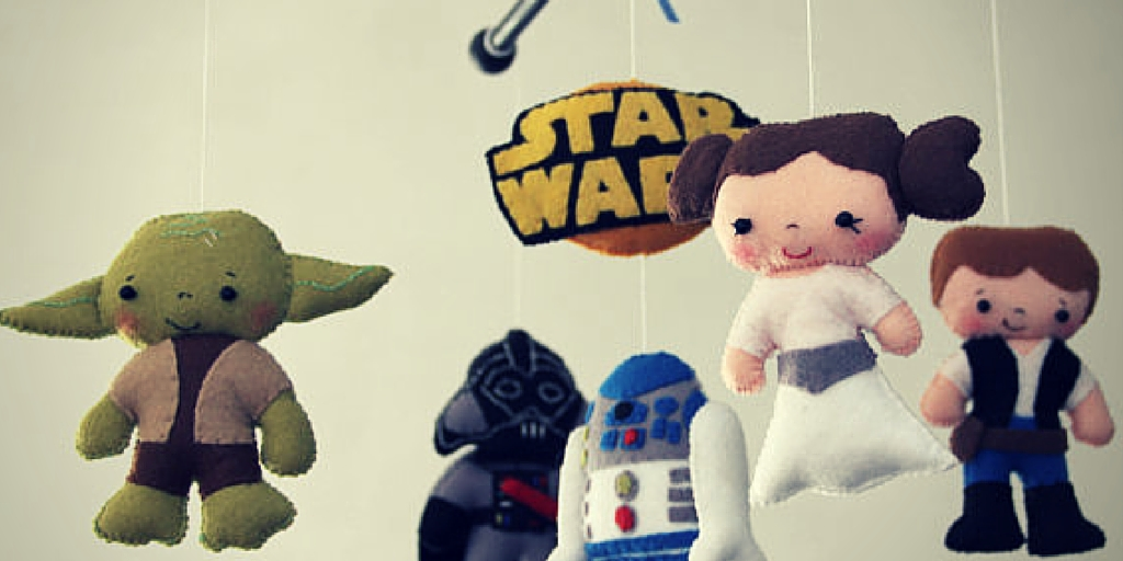 Star Wars Baby Products
